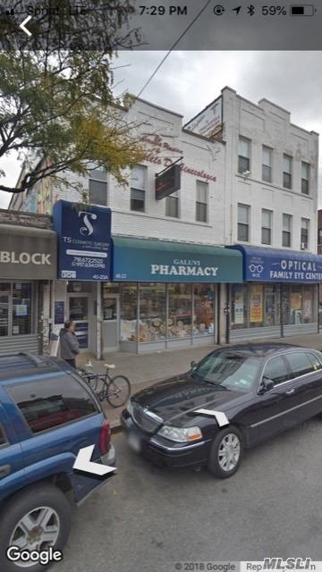 Photo of home for sale at 40-23 Junction Blvd, Corona NY