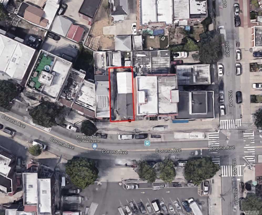Photo of home for sale at 99-21 Corona Ave, Corona NY