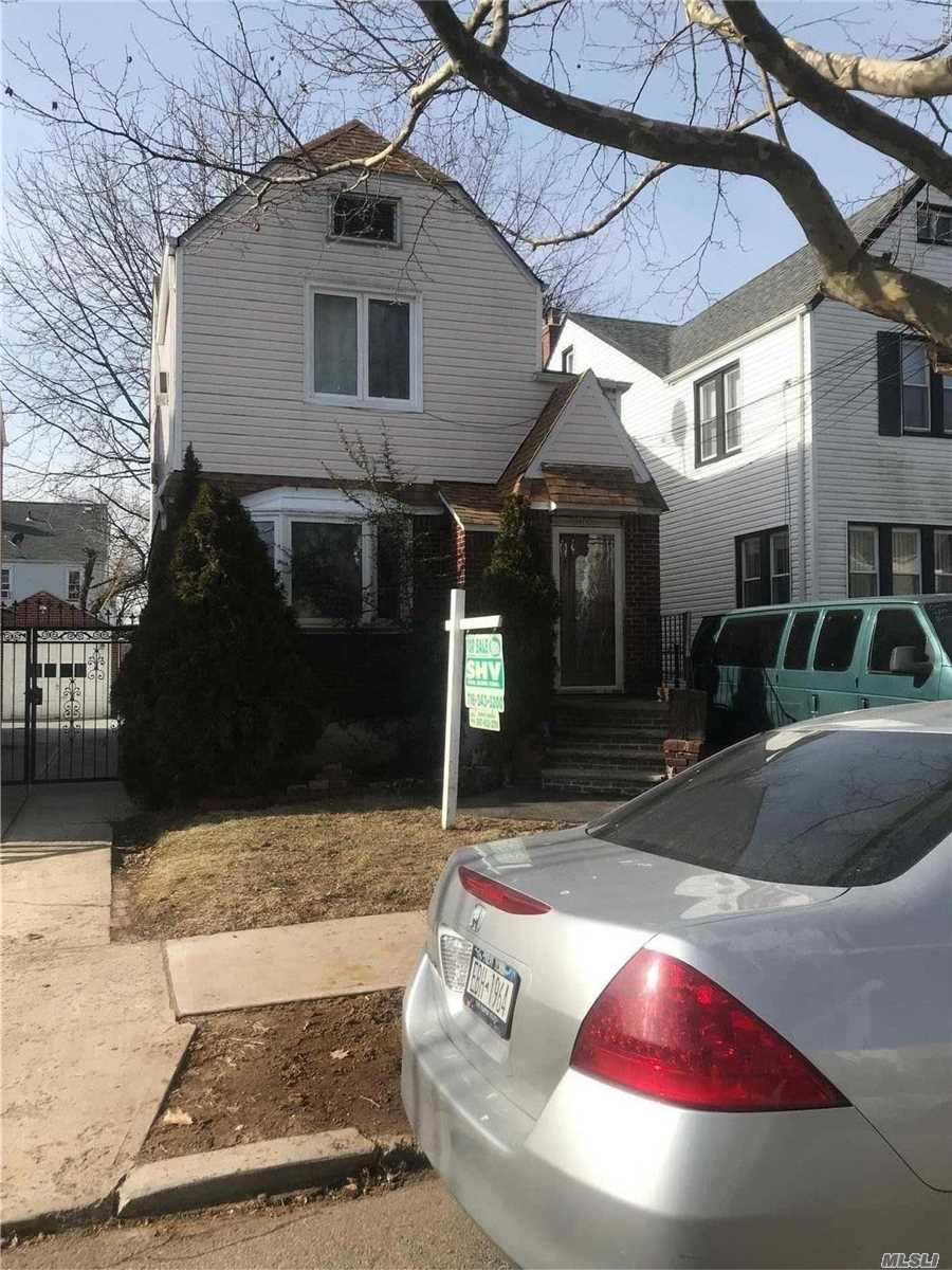 Photo of home for sale at 89-66 210th Pl, Queens Village NY