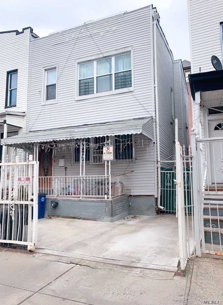 Photo of home for sale at 95 Elton St, Brooklyn NY