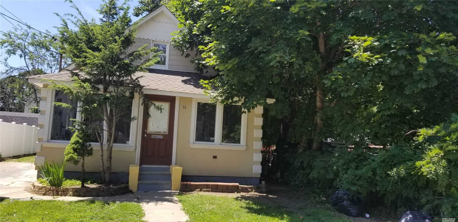 Photo of home for sale at 51 Prospect St, Roosevelt NY