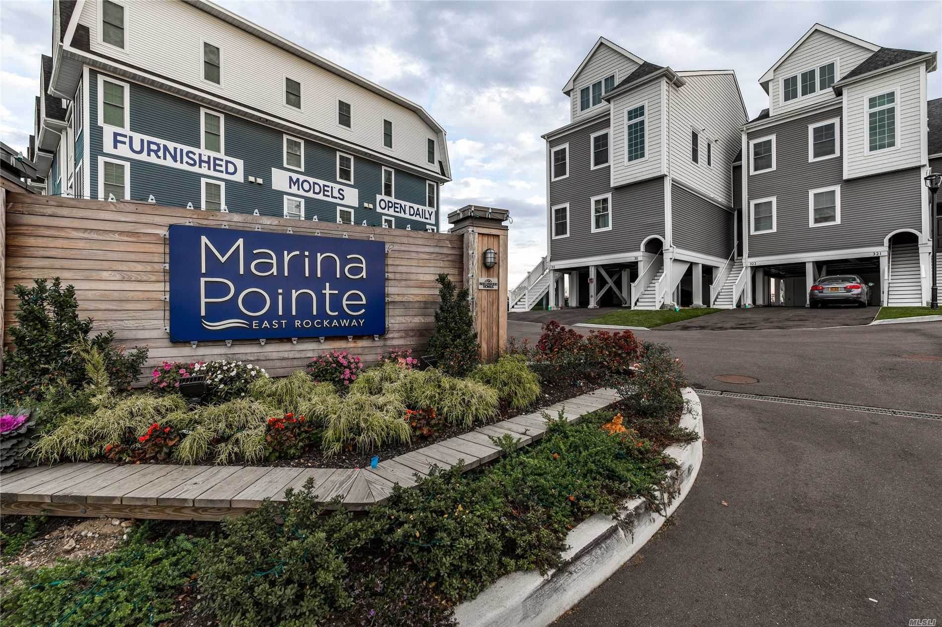 Property for sale at 224 Marina Pointe Dr Unit 224, East Rockaway,  New York 11518