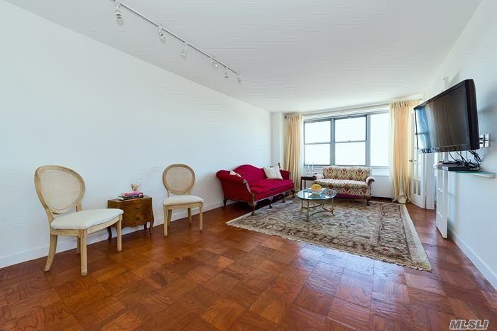 Photo of home for sale at 70-25 Yellowstone Blvd, Forest Hills NY