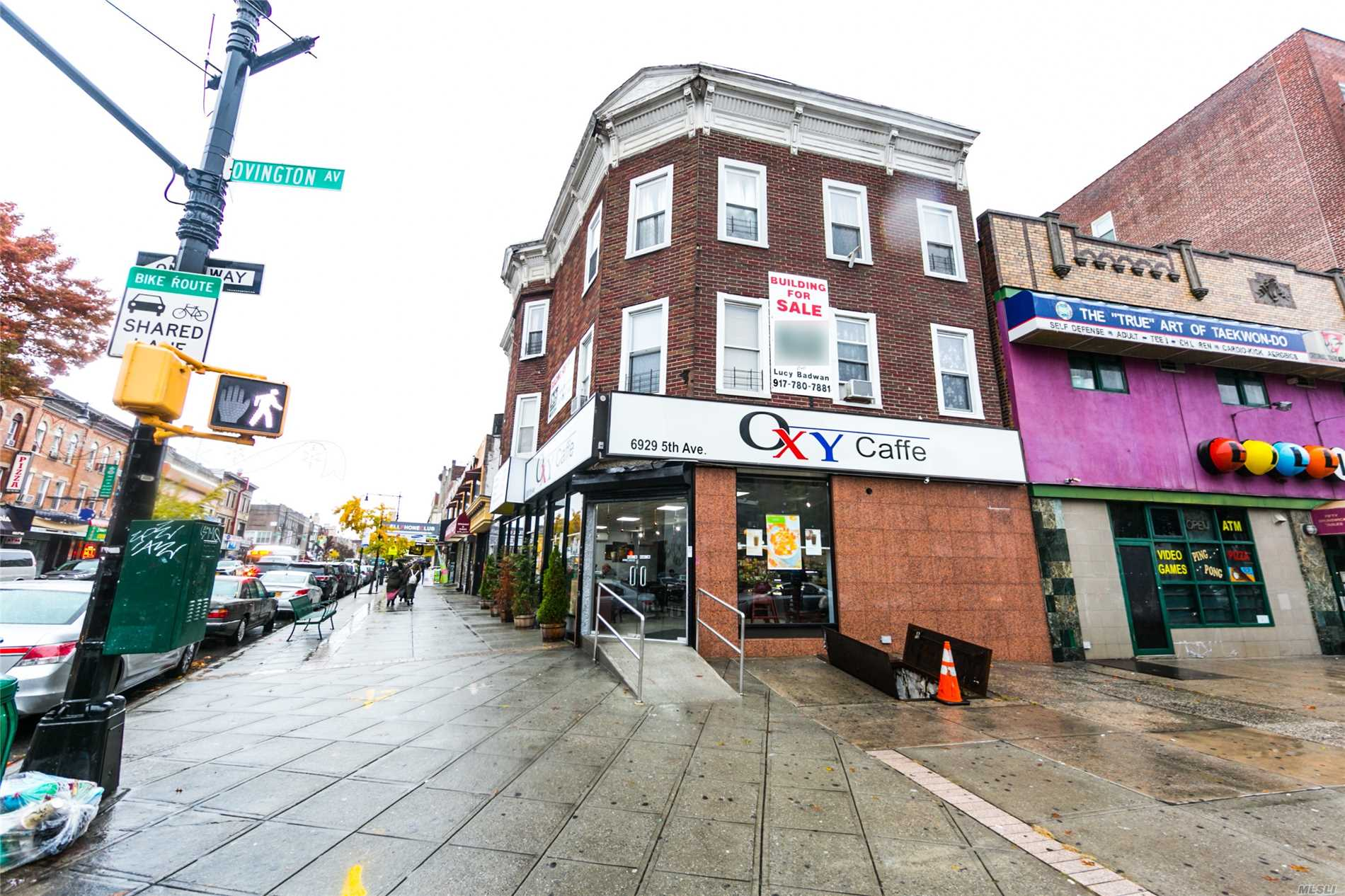 Photo of home for sale at 6929 5th Ave, Bay Ridge NY