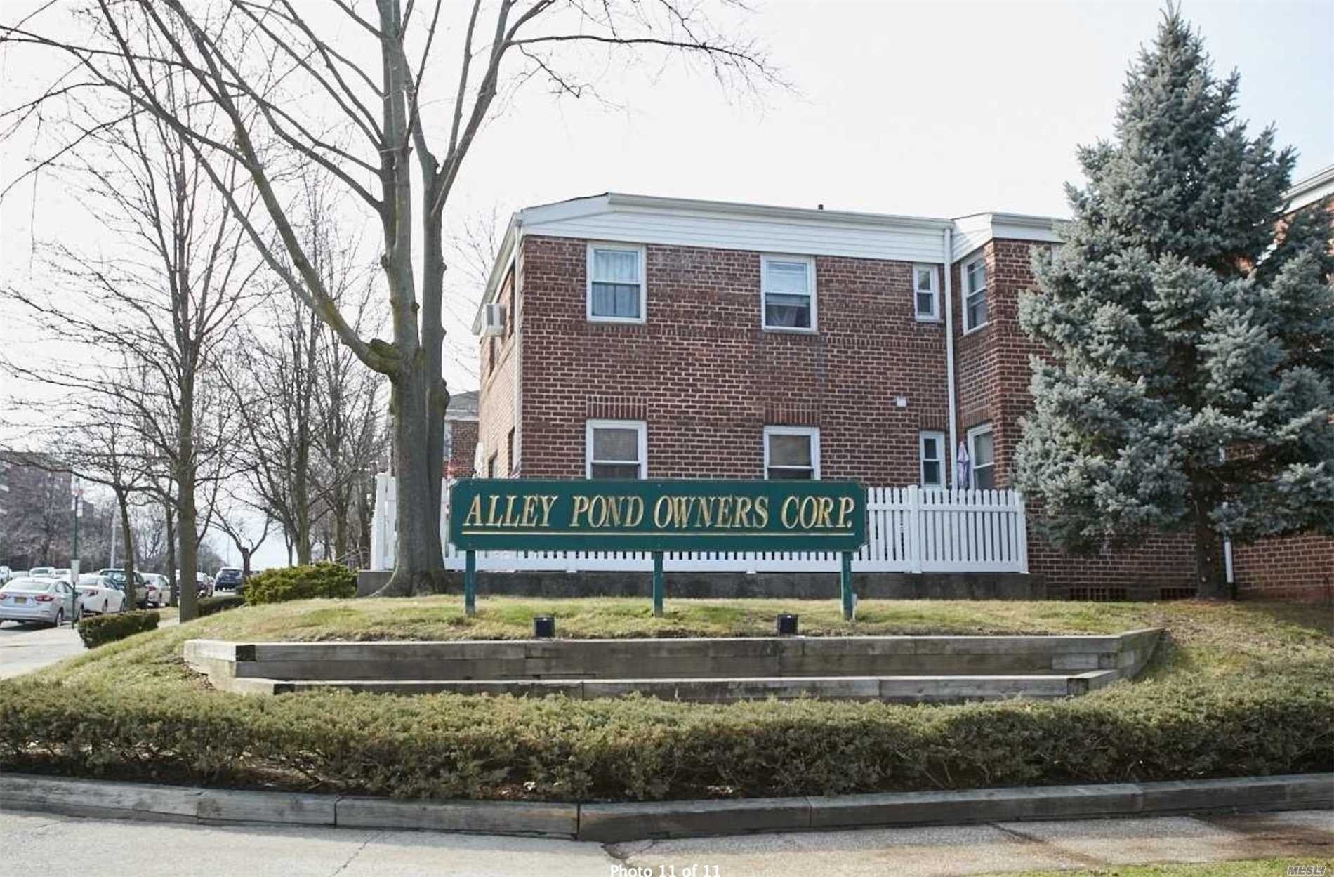 Photo of home for sale at 226-15 Union Tpke, Oakland Gardens NY