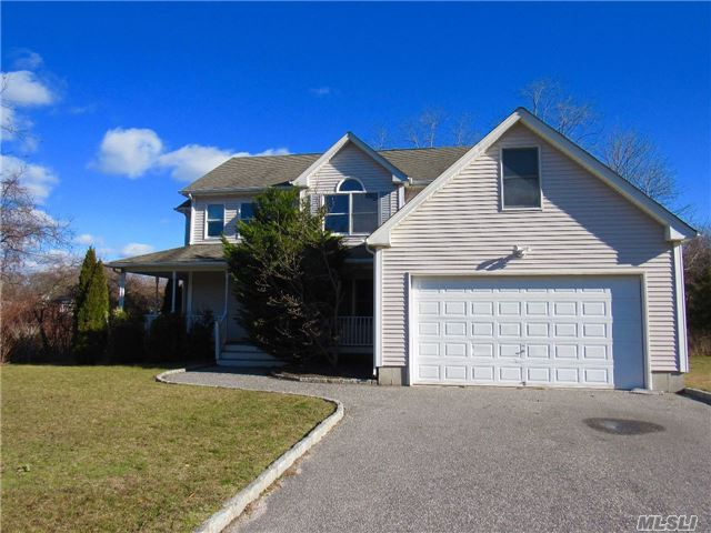 Photo of home for sale at 150 Montauk Hwy, East Moriches NY