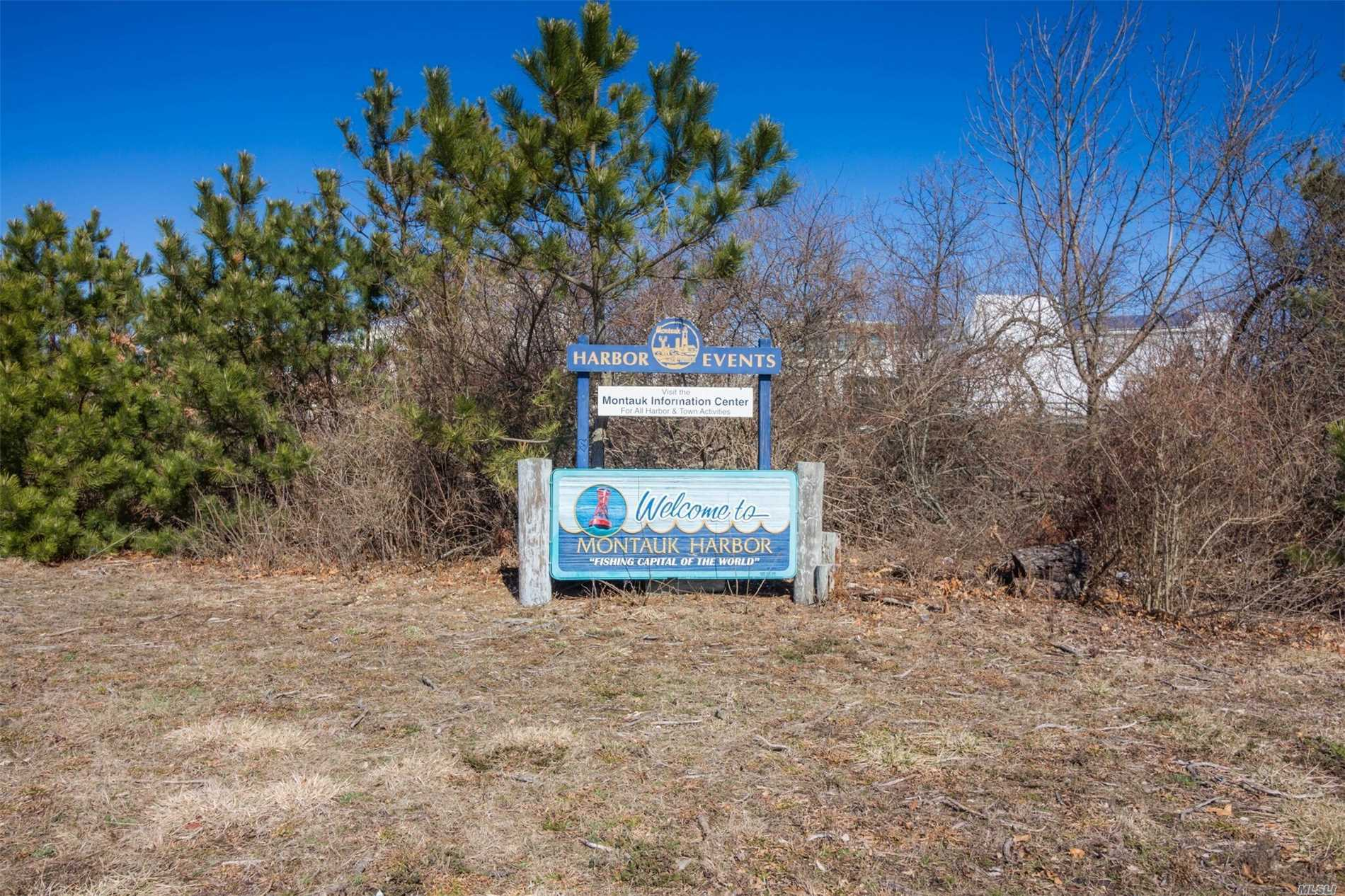 Photo of home for sale at 525 West Lake Dr, Montauk NY