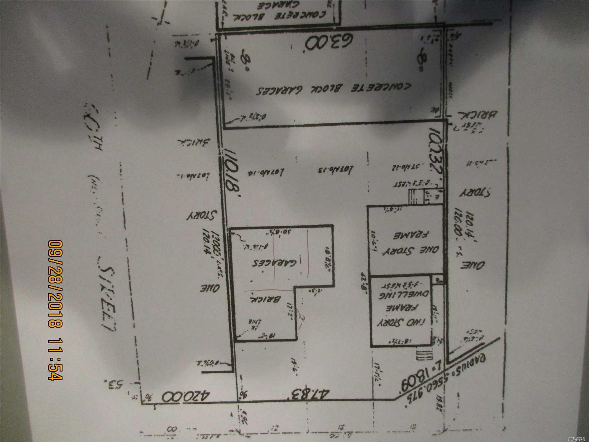 Photo of home for sale at 58-28 Saint Felix Ave, Ridgewood NY