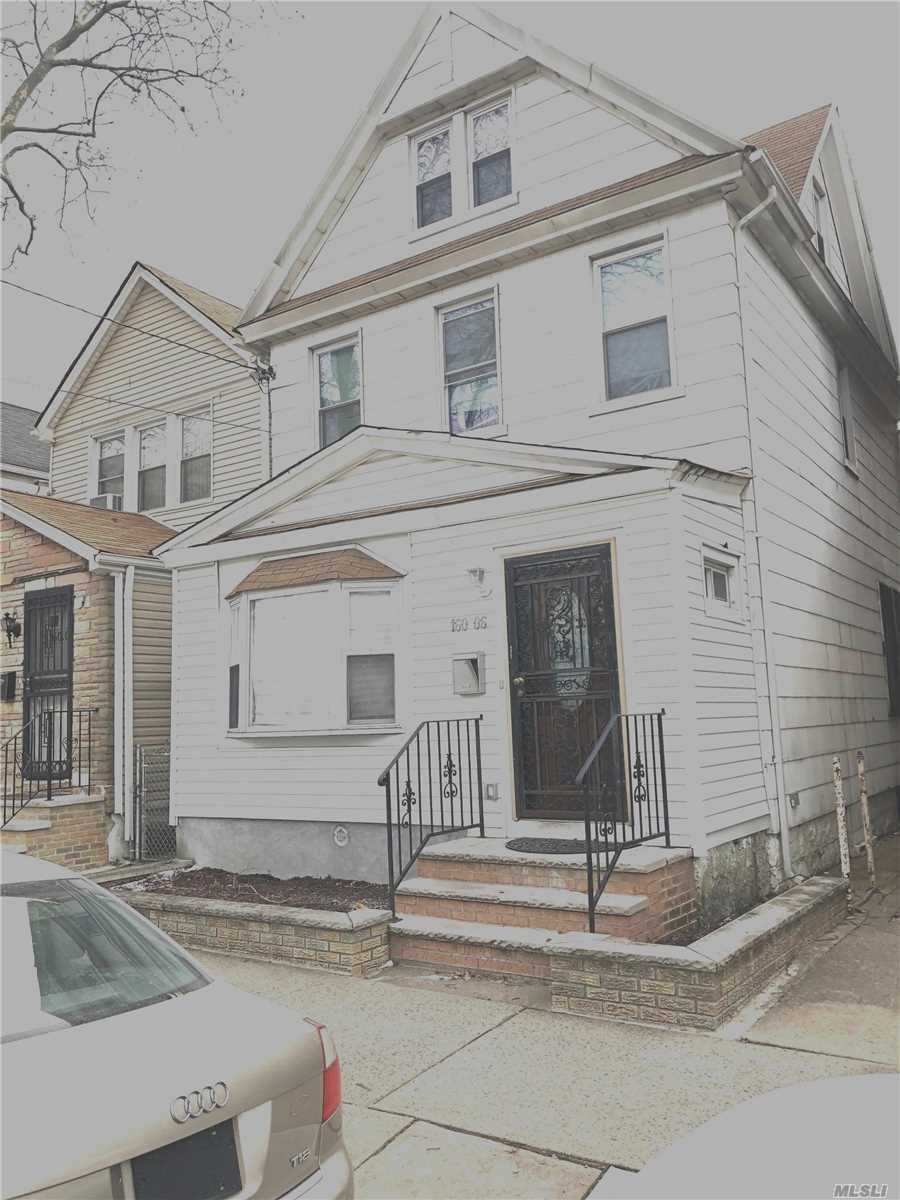 Photo of home for sale at 160-06 111Th Ave, Jamaica NY