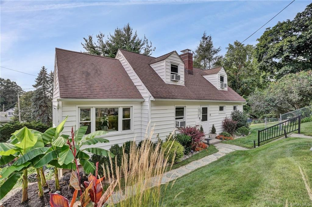 Enjoy easy living in this expanded cape cod home maintained to perfection both inside & out.  You wi