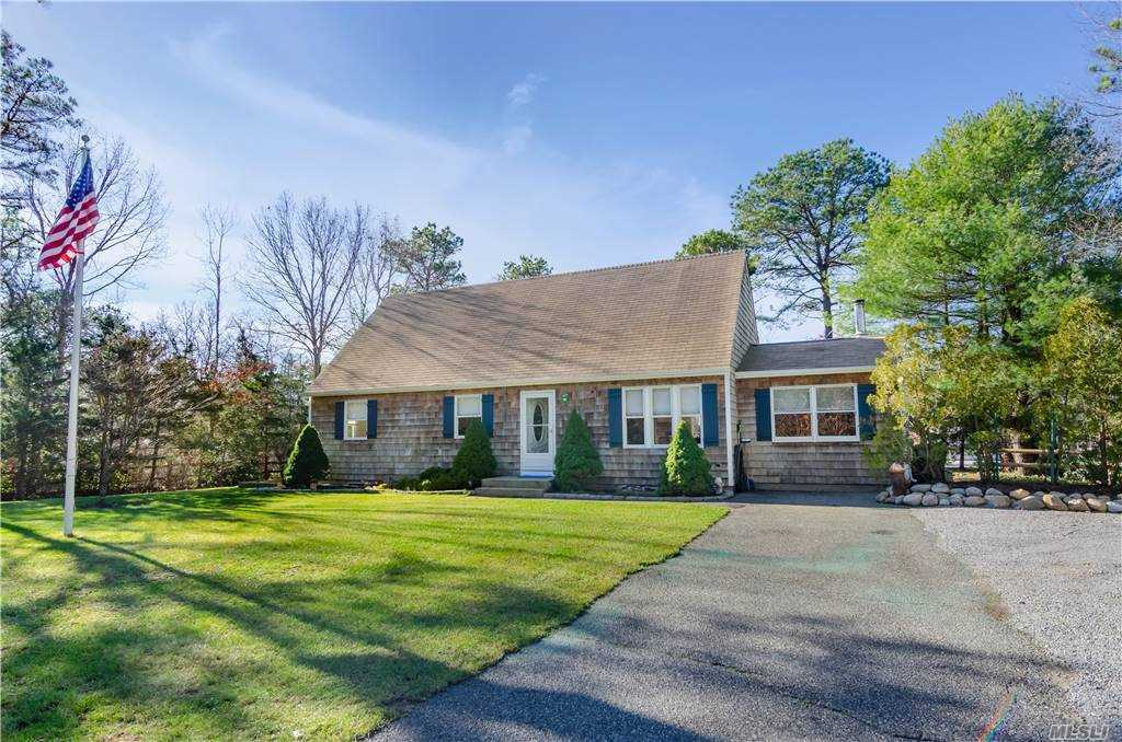 Listing in E. Quogue, NY
