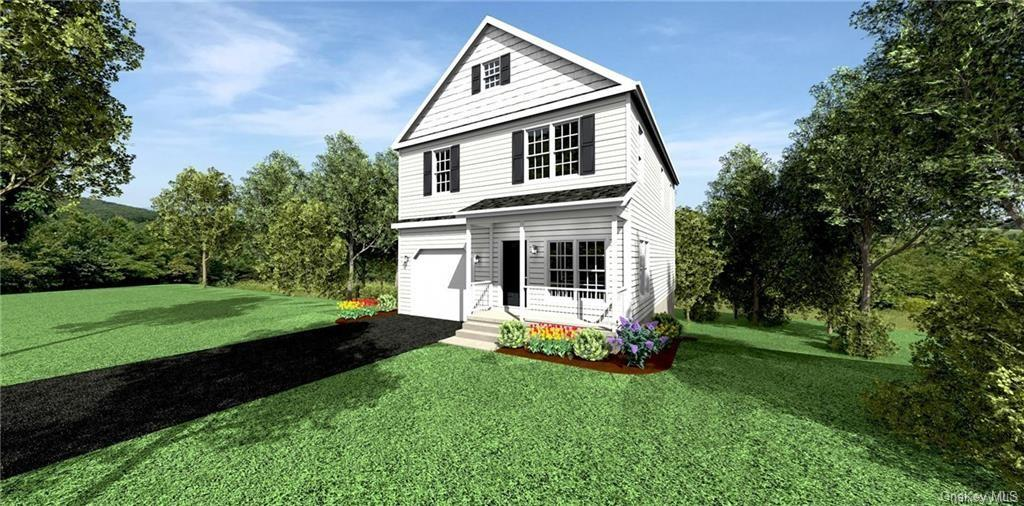 To be built! Brand new construction! Move right in to this classic colonial. Enjoy the open floor pl