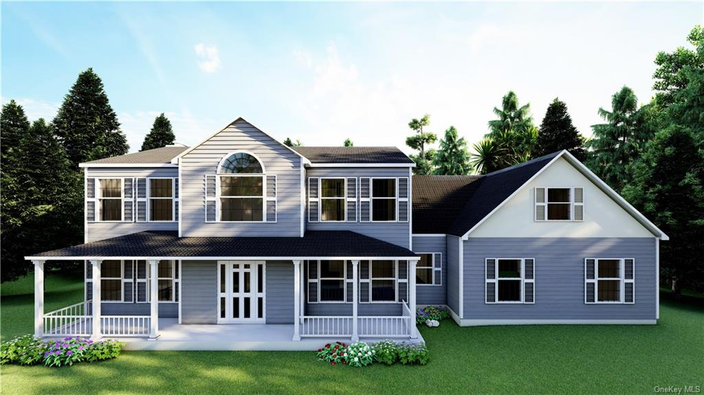 Color Rendering - House will Look Similar