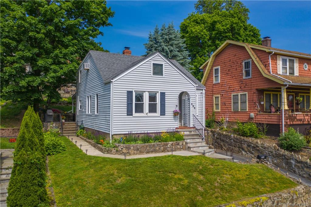 Welcome home to this one of a kind Peekskill Charmer! Located on the outskirts of the city but still