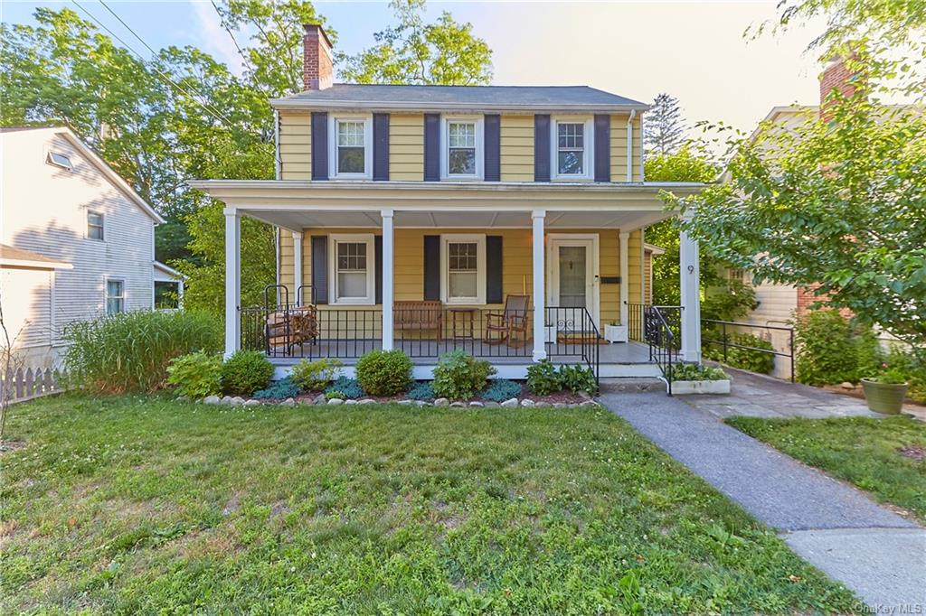 Beautifully updated village colonial in prime location. Walk to train, shops and school. One block f