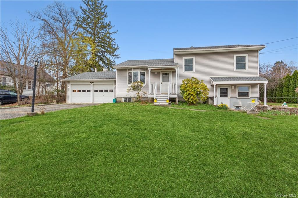 Opportunity knocks! On the market for the first time in 45 years, this charming split level home in