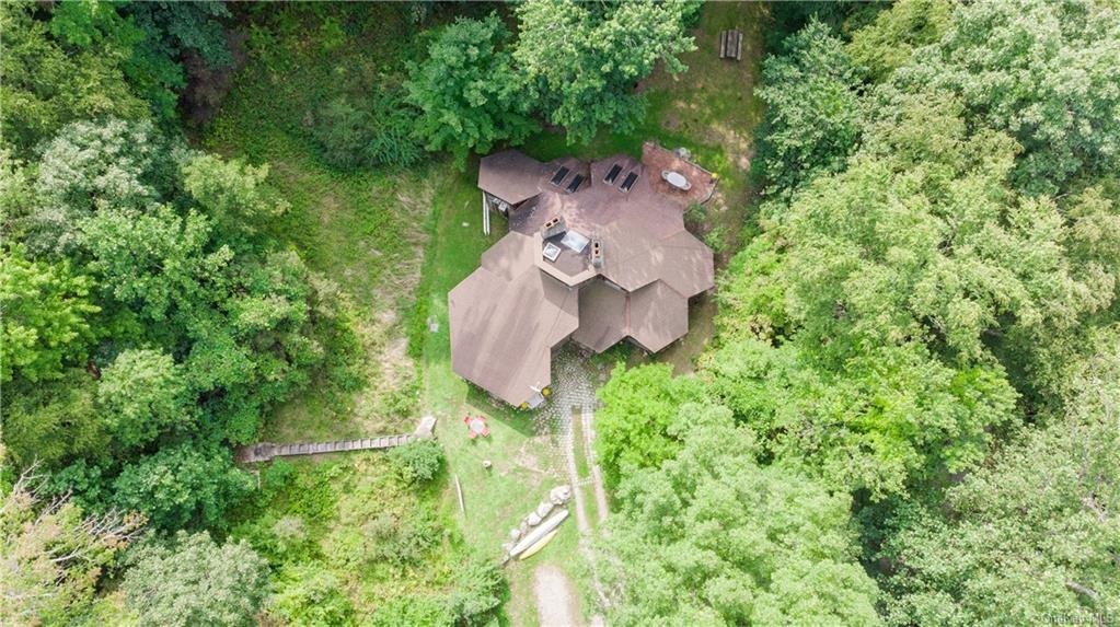 Your Own Private Retreat just 50 Minutes from NYC - an Unbelievable & Rare Find - this Amazing Custo
