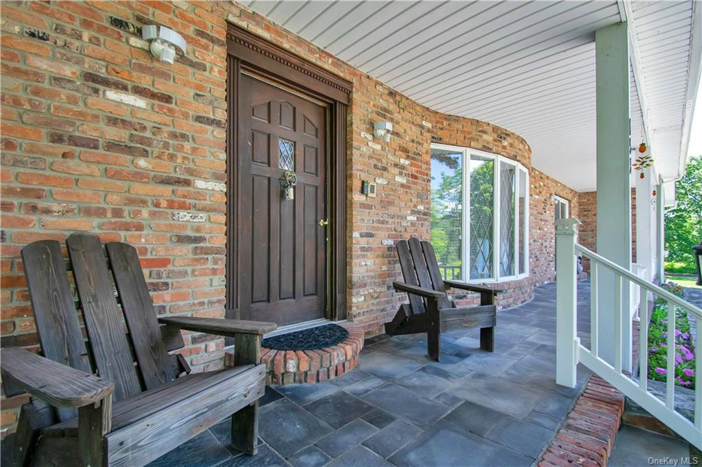 Welcome home to 153 Sunset Hill, a beautifully maintained 4 bed 3.5 bath brick front colonial in the