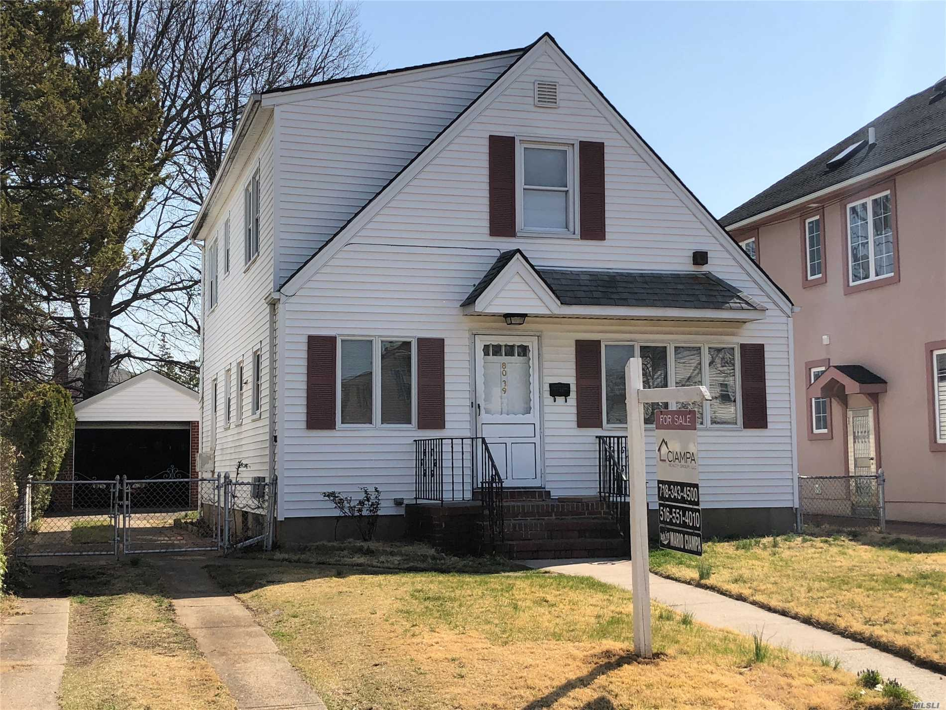Listing in New Hyde Park, NY