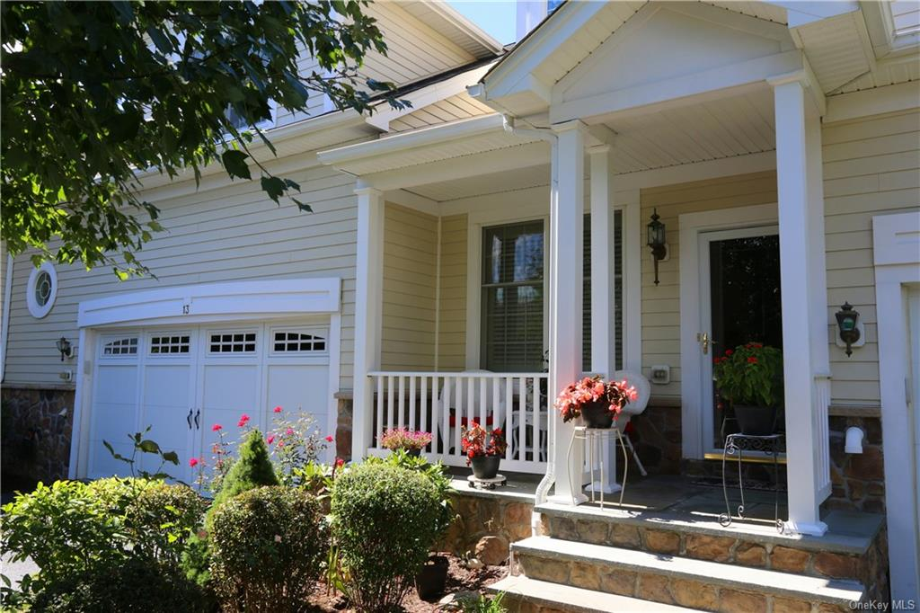 Beautiful charming three level townhouse in Hollow Brook Mews a luxury Toll Brothers community with