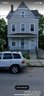 Listing in Mt Vernon, NY