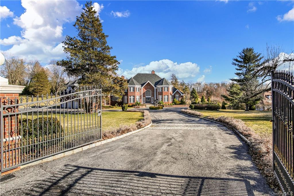 Exquisitely detailed gem on prestigious Central Drive in Briarcliff Manor that must be seen to be be