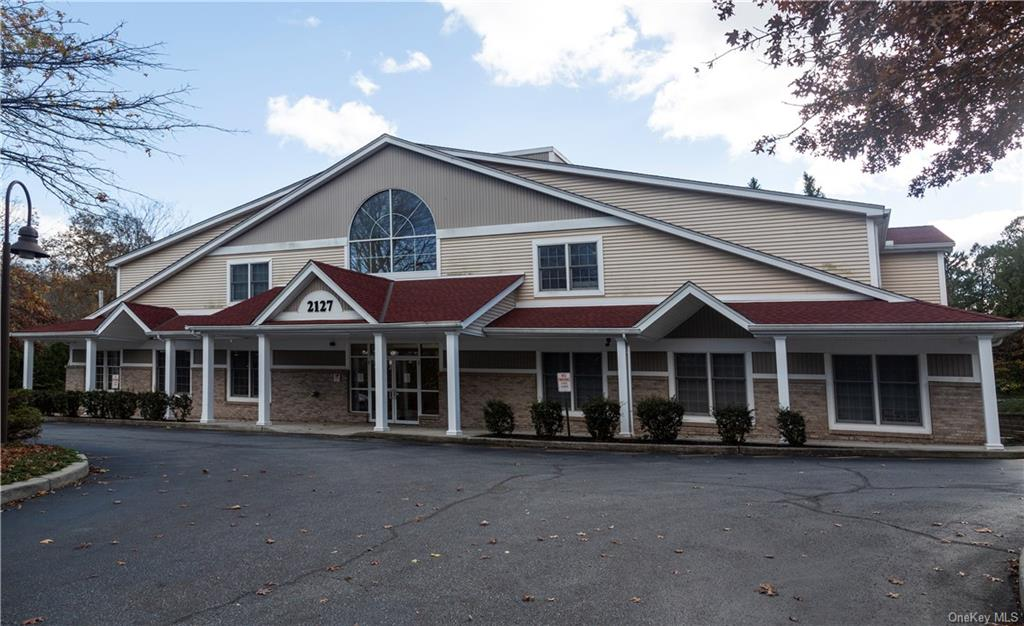 One of Cortlandt's Class A properties has Professional Medical Office space available. Located on highly traveled Rt 202 and close to NY Presbyterian Hudson Valley Hospital, this unit is 1000 sqft of rentable space. Consisting of Waiting Room, Separate Reception Area, 3 Exam Rooms with sinks and 1 room which can be used as Private Offices, Rest room in hall. Space is suitable for Medical professionals but can accommodate any professional services such as Accountants, Attorneys, Therapists etc. The Building is very well maintained, owner has contracted service for common area and bathrooms. Property is ADA compliant and has on-site parking for 54 vehicles. This is a Gross Lease all costs are built into the lease price. Owner pays for buildin