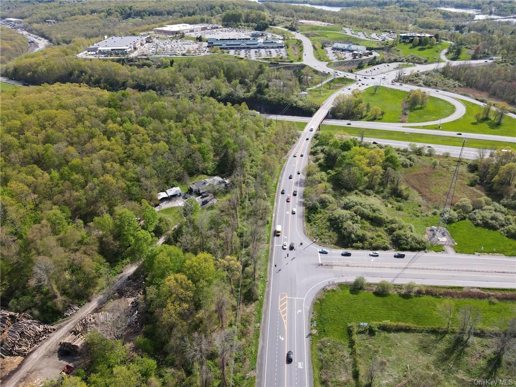 Second access into the 24 acres can be DIRECTLY across from the I-84 West bound exit ramp.  Same exit for Home Depot, Kohl's, Di