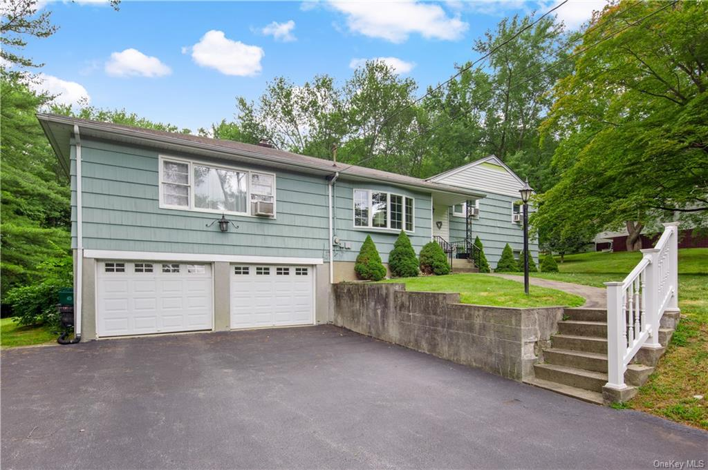 Pride of ownership is clearly reflected in this well maintained and updated expanded 4-level Split o