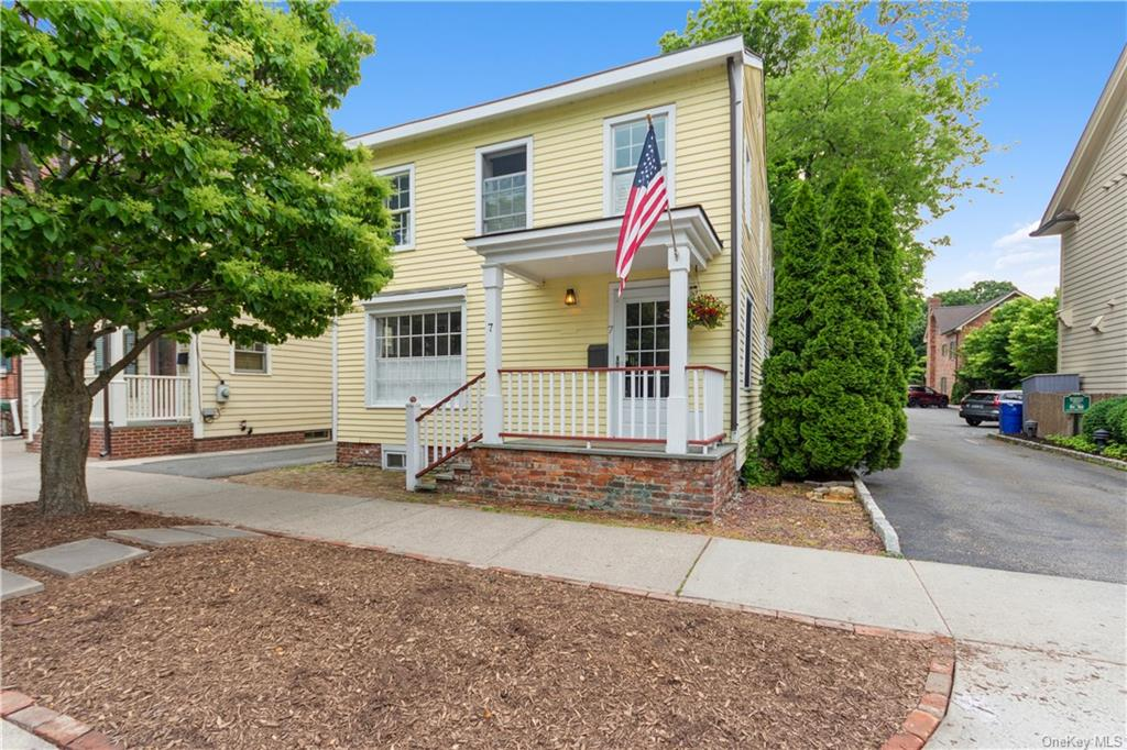 Cold Spring Village at its best! This completely renovated colonial offers beautiful appointments fr