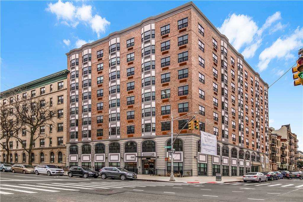 Listing in Crown Heights, NY
