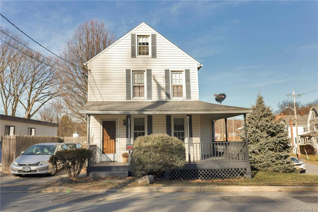First time on Market!! Adorable Front Porch Colonial set on amazing property with room to expand. Gr