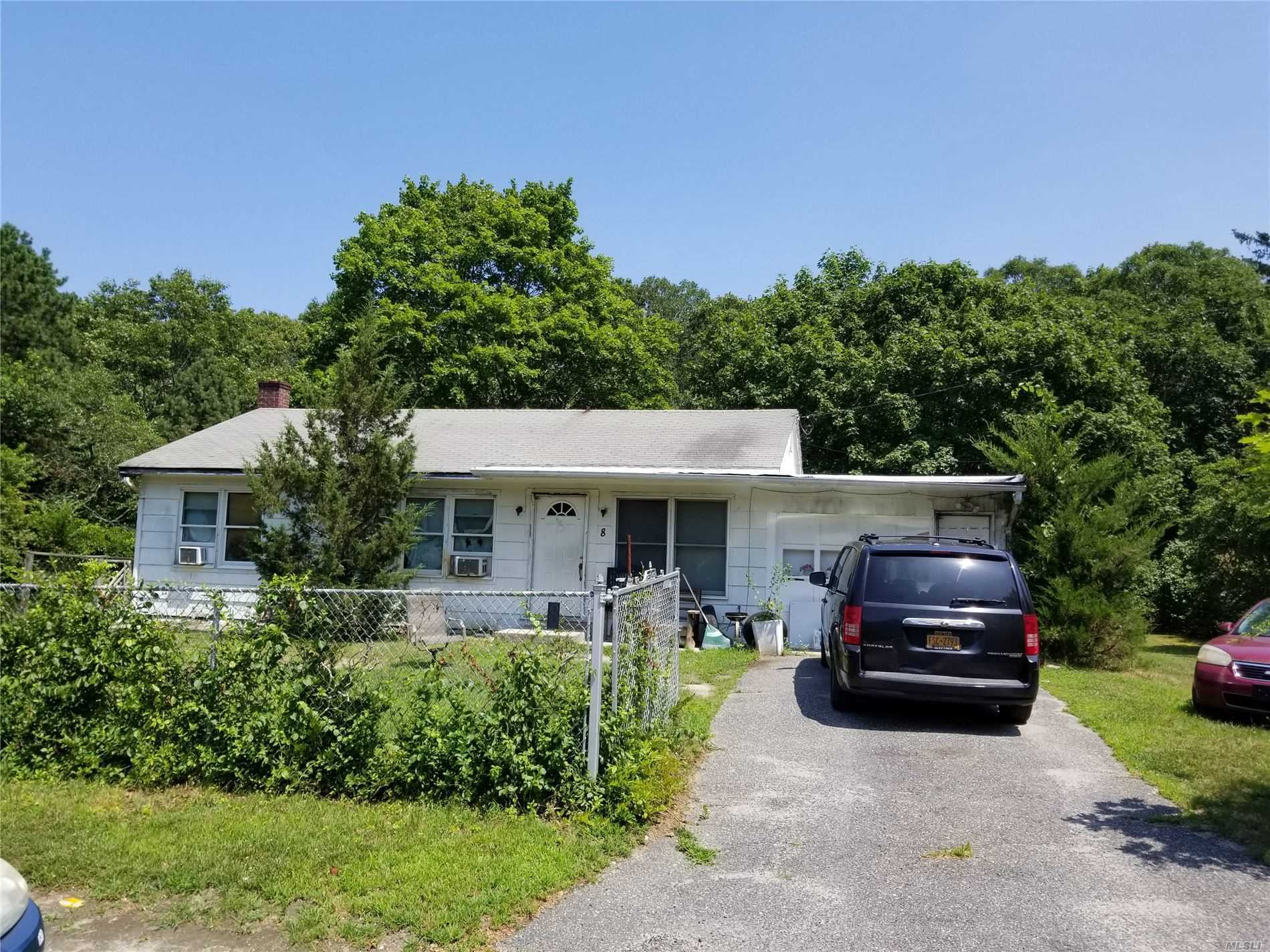 Listing in Speonk, NY