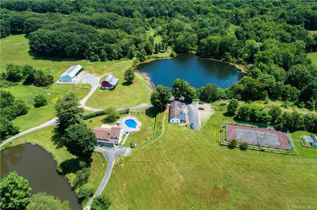 The ultimate private country escape awaits on 200 acres in the heart of the Hudson Valley.