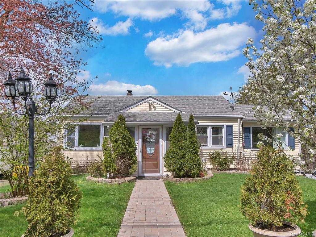 Welcome to a beautiful renovated ranch located on a quiet street in Cortlandt Manor!  Enjoy a peacef