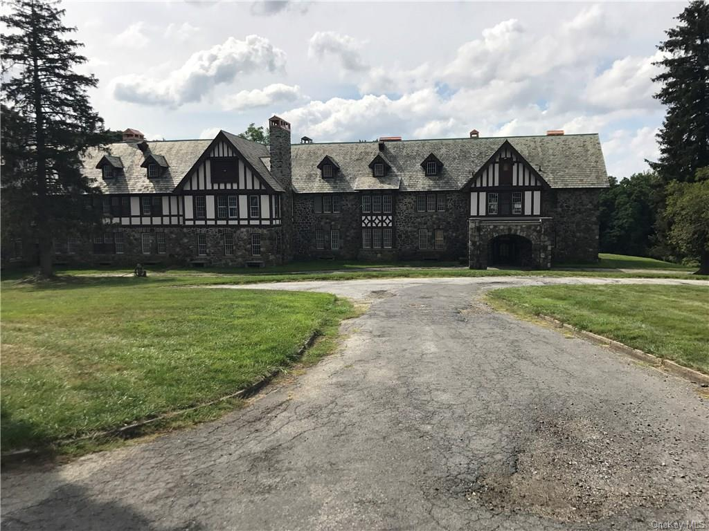 Main stone building
