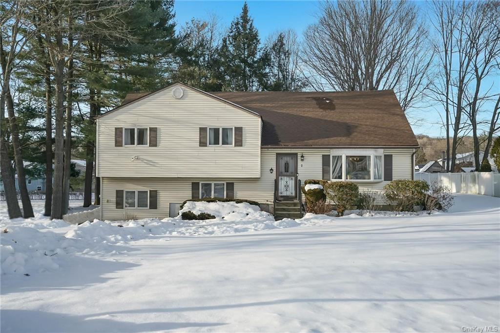 Come see this spacious and meticulously maintained 4 bedroom, 3 bath, Split Level, drenched with nat