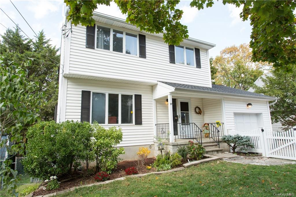 You can be settled in this spacious colonial, set in the heart of the village of Croton-On-Hudson, before the holidays! Make yourself right at home in this inviting 3 bedroom, 3 1/2 bath house with plenty of room to set up an office and/or remote learning spaces. Need to step outside? Shops, restaurants, schools, parks, biking and walking trails are a brief walk away. Enjoy a peaceful morning cup of coffee on the deck off the kitchen while taking in the views of the private backyard. Yard is completely fenced in. When spring comes, you can put your gardening skills to the test and keep up the lovely garden already in place, perhaps, add to it? Express, and scenic, commute on Metro North (Hudson Line) to NYC in 46 mins. No Smokers. No cats.