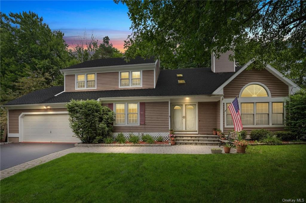 Spacious Country Meadows contemporary colonial.  This home offers a flowing open concept first floor