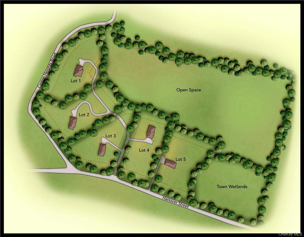 Great opportunity to build your own home on 2 acres in Yorktown Heights.  The parcel is in the heart