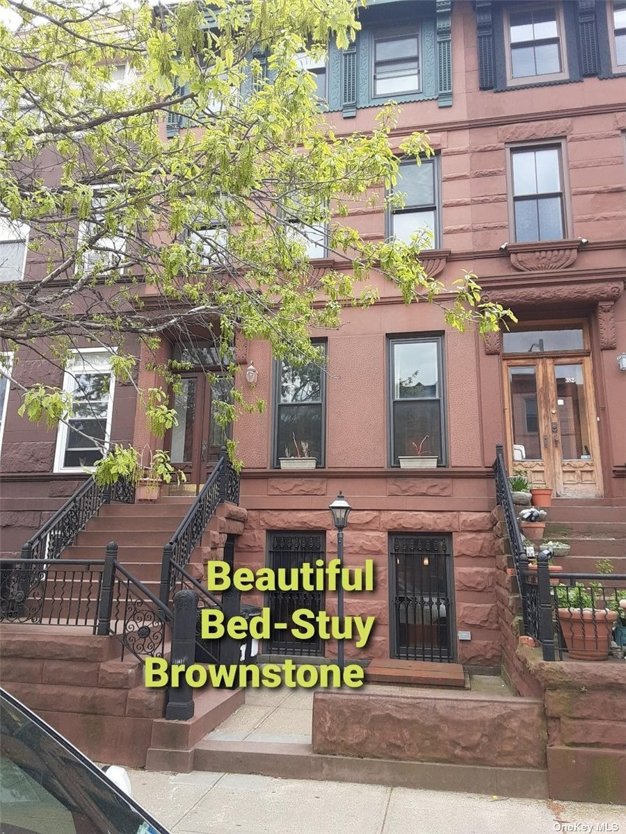 Listing in Bed-Stuy, NY