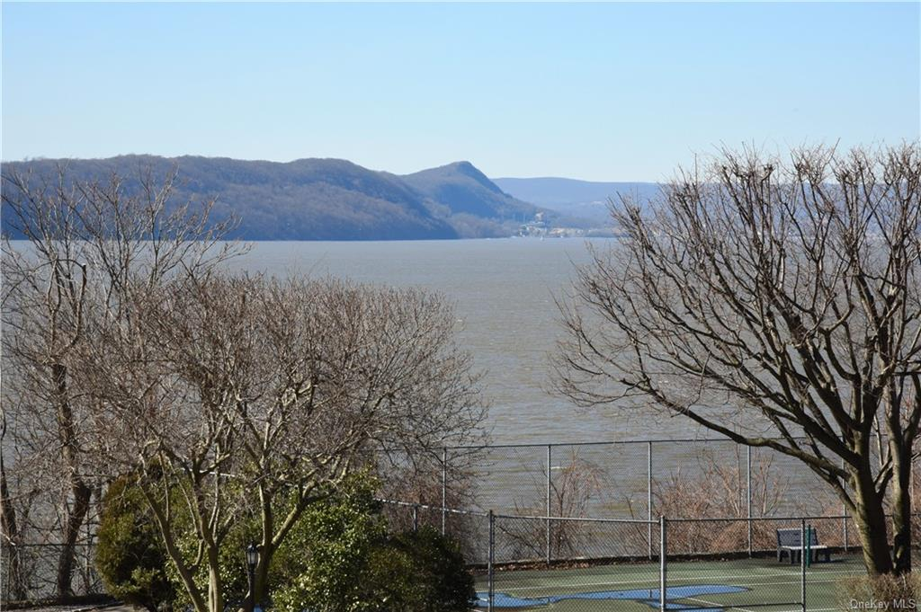 Enjoy views of the beautiful Hudson River from most rooms in this 2 bedroom co-op in conveniently located Scarborough Manor. Located on the banks of the Hudson River, this complex is within walking distance to shops, restaurants, park, & more. Large living rm with balcony to relax on those Spring, Summer & Fall days. This light & bright unit has hardwood floors, 9 ft ceilings, moldings, ample closet space & a great floor plan. Kitchen enters the lovely dining rm with large window for a view of the Hudson. Master bedroom, bath, & dressing room at end of long hallway. 2nd bedroom or use for a home office & hall bath. Laundry rm on every floor, outdoor heated pool w/views of the Hudson River, Clubhouse, library, fitness & billiard room. Staffe