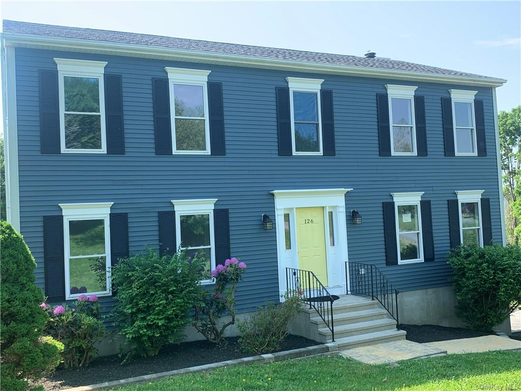 Renovated colonial