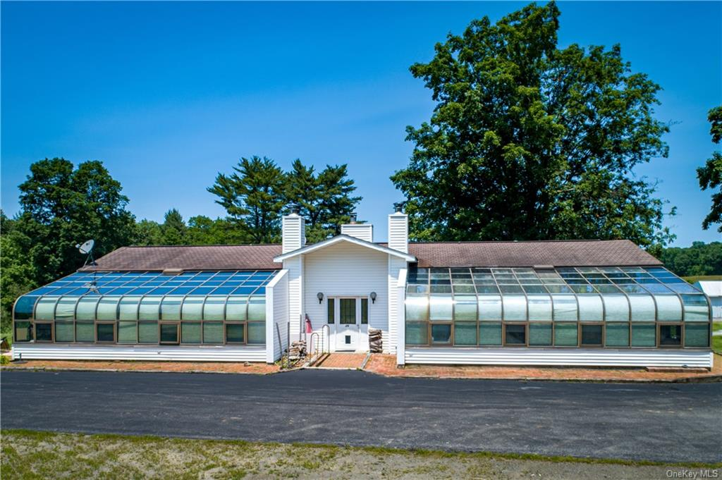 Perfect for livestock, storage, or conversion to suit your specific needs, like a performance, party or recreation barn.