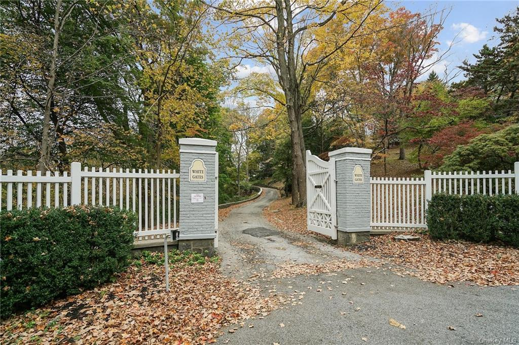 White Gates, a spectacular Country Estate located 1 hour from NYC. Privately sited on 20 bucolic acr
