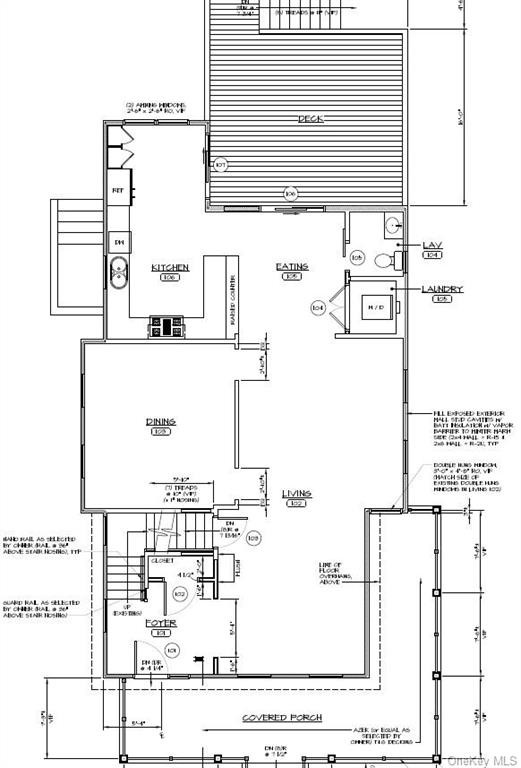 Basement Architects Plan