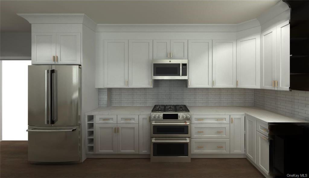 Kitchen Conceptual Rendering